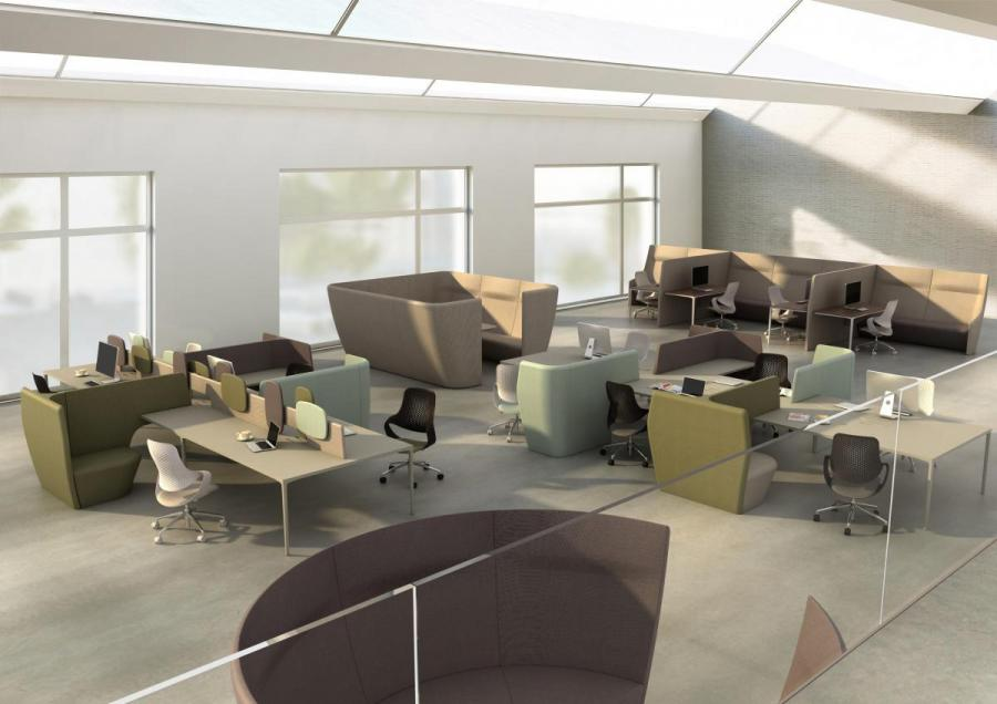 Boss Design Makes Debut At Workspace Surface Design Middle East The Bcfa